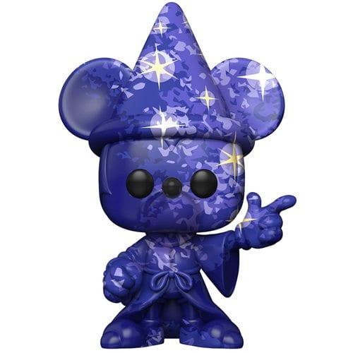 Figura Mickey Fantasia 80th Funko POP Animados Art Series