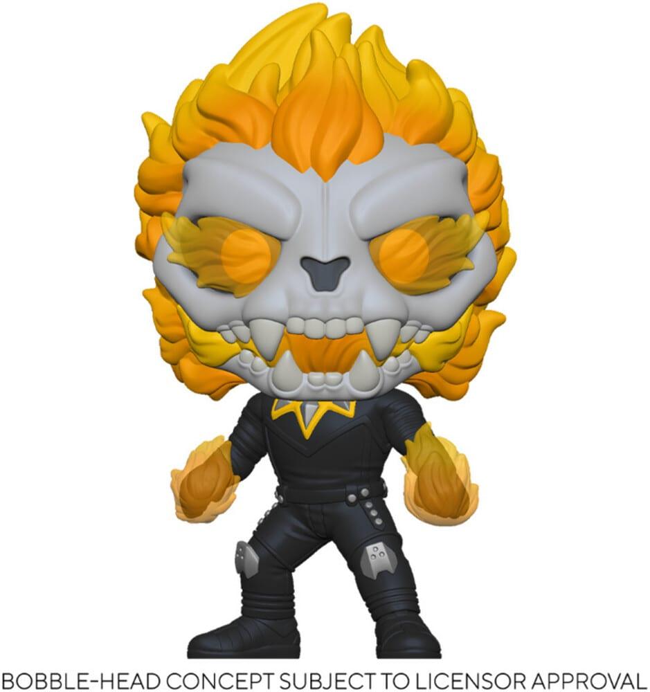 Figura Ghost Panter Funko POP Marvel (Pre-Venta Llegada Aproximada Agosto)