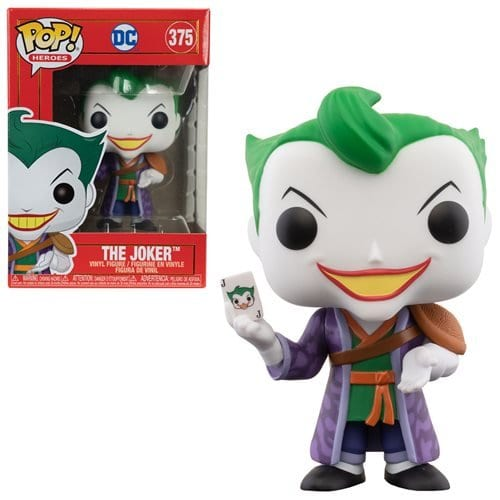 Figura Joker Funko POP Dc Comics Imperial