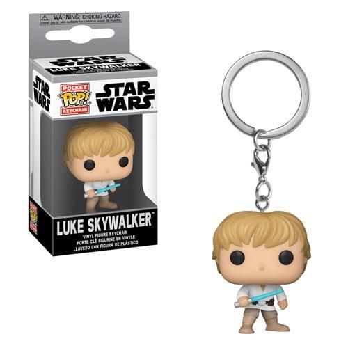 Llavero Luke Skywalker Funko POP Star Wars