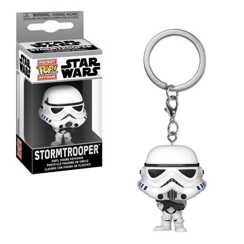Llavero Stormtrooper Funko POP Star Wars