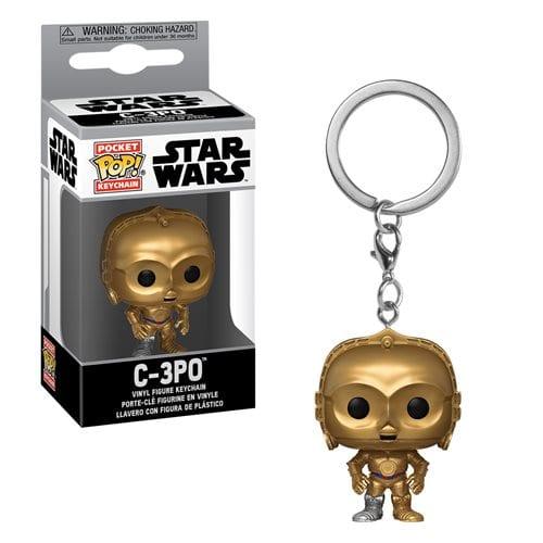 Llavero C-3PO Funko POP Star Wars