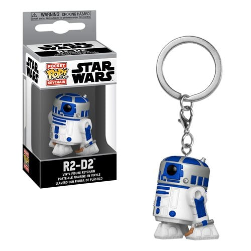 Llavero R2-D2 Funko POP Star Wars