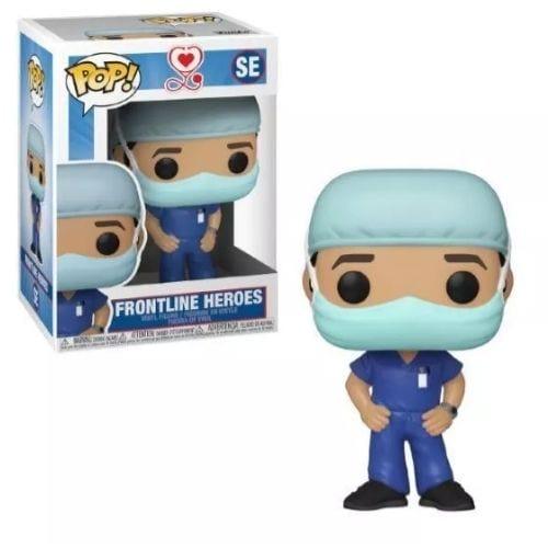 Figura Emfermero # 2 Funko POP Iconos