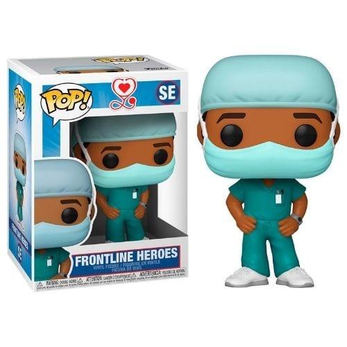 Figura Emfermero #1 Funko POP Iconos