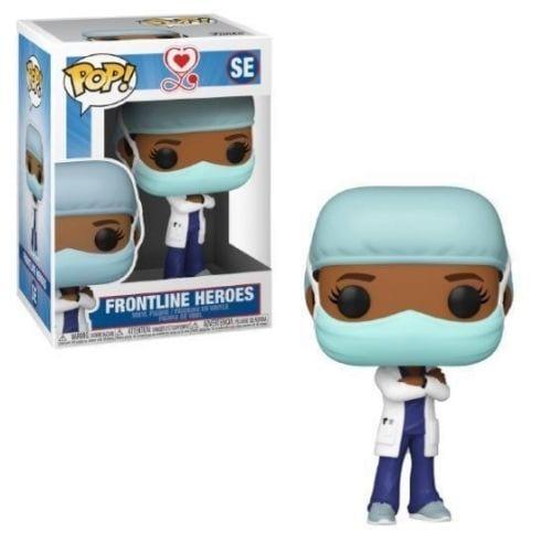 Figura Médica # 1 Funko POP Iconos