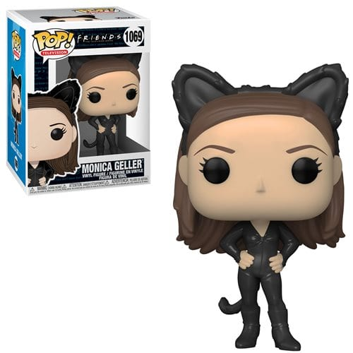 Figura Monica Geller Funko POP Friends Series Monica As Catwoman