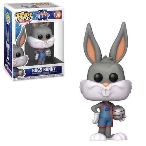 Figura Bugs Bunny Funko POP Space Jam A New Legacy Animados  (Pre-Venta Llegada Aproximada Julio)