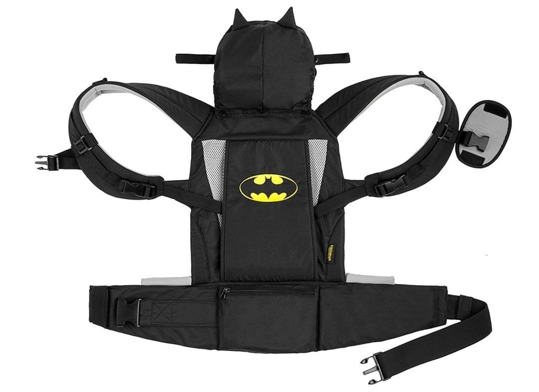 Cargador de Bebé Batman DC Comics (Entrega de 4 a 5 semanas una vez realizado el pago)