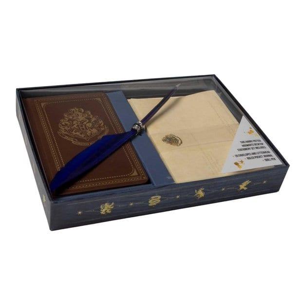 Juego De Papelería De Escritorio De Magia y Hechicería  Hogwarts Harry Potter Fantasía IncluyeBolígrafo