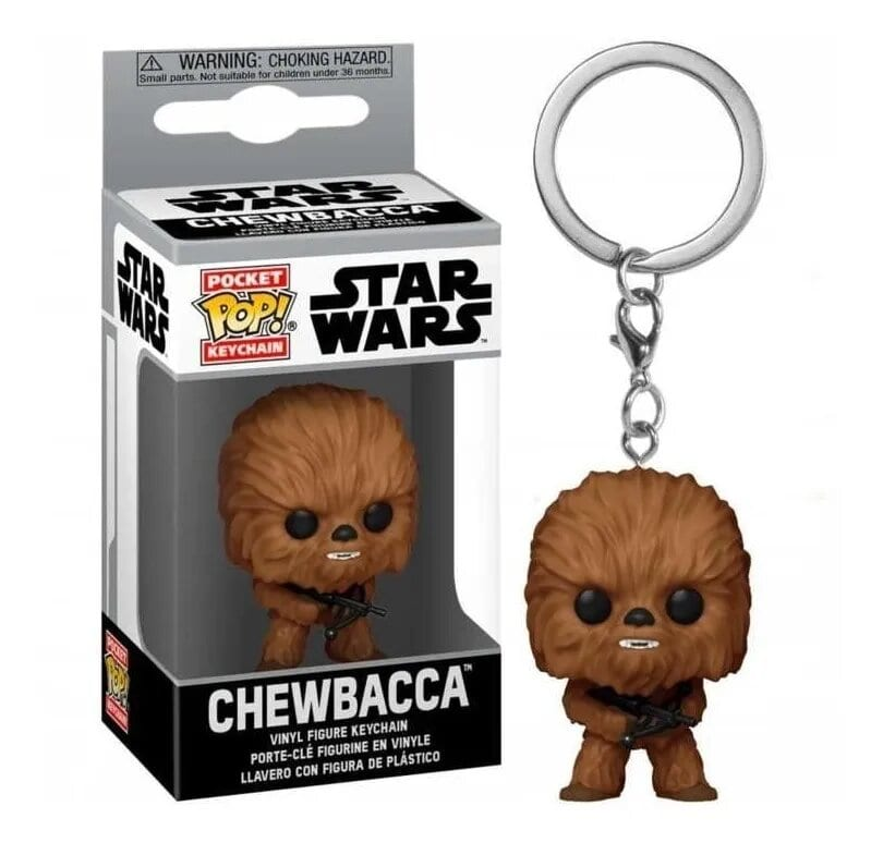 Llavero Chewbacca Funko POP Star Wars
