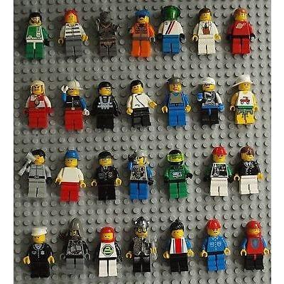 Geek - Figura Tipo Lego Varios (Copia)