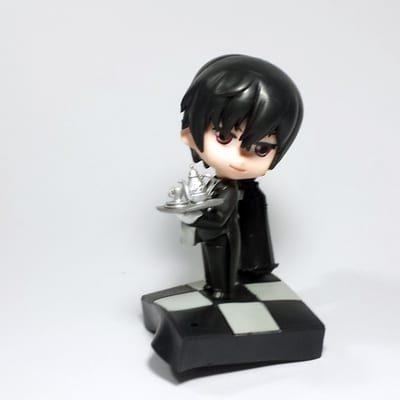 """Kuroshitsuji - Figura Chibi Personajes 4"""" (Copia)"""