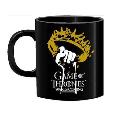 Game of Thrones - Mug Tallado en Ceramica TooGEEK War Is Coming