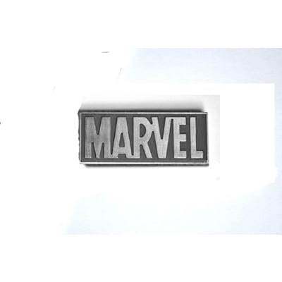 Marvel - Pin Metálico TooGEEK Logo Marvel