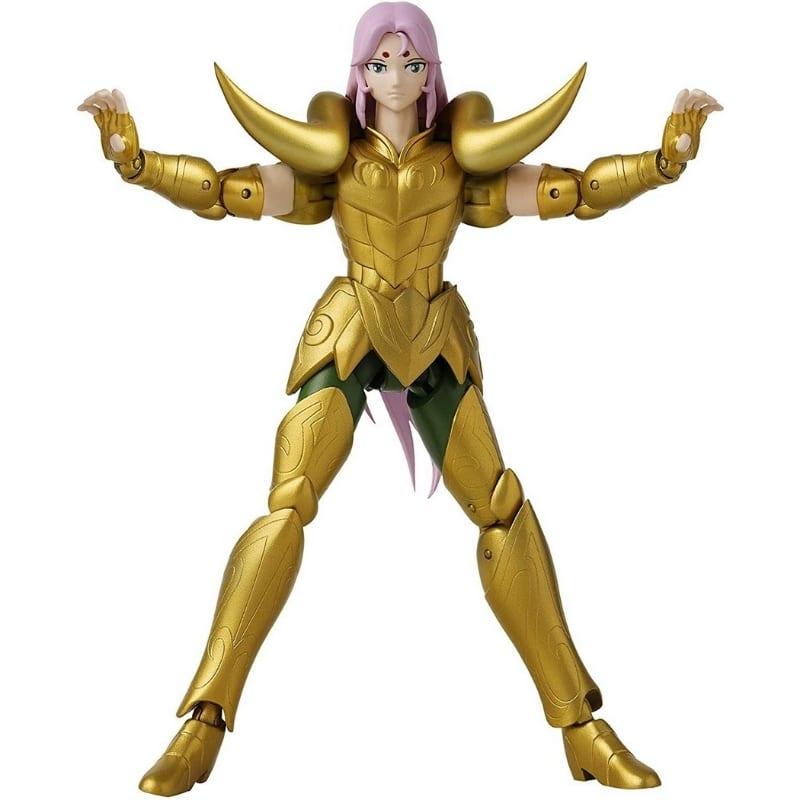 Figura Aries Bandai Caballeros Del Zodiaco Anime Articulada