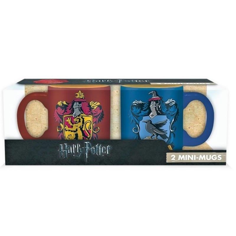 Mug Casas Gryffindor Revenclaw Harry Potter Fantasía 110 Ml