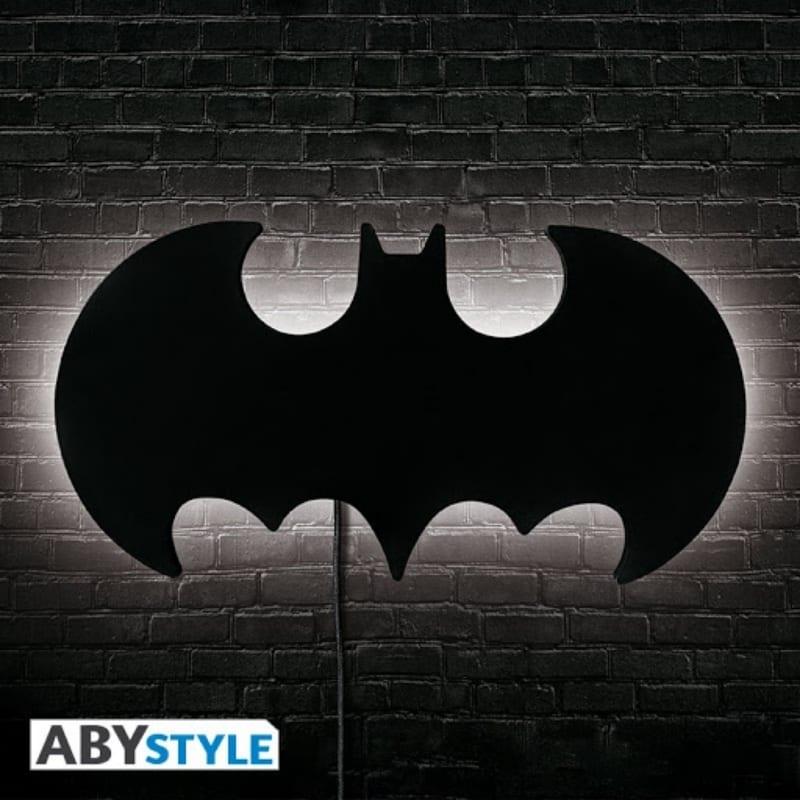 Lampara Led Batman AbyStyle DC Comics 35 X 18,5 CM