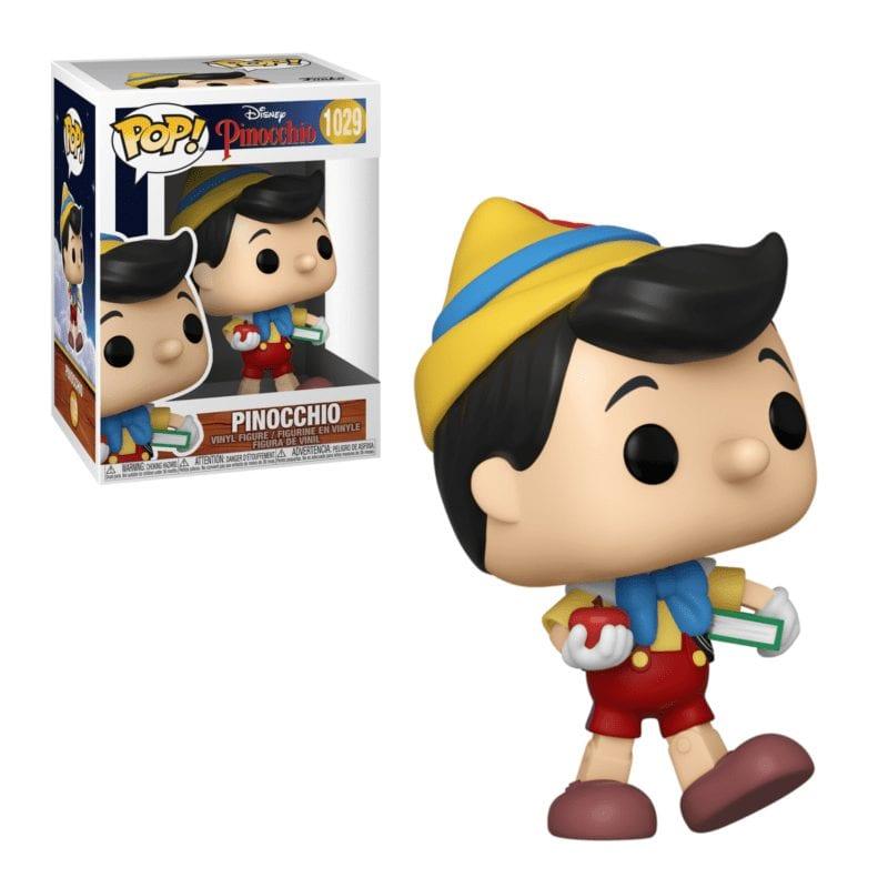 Figura Pinocchio Funko POP Animados Disney