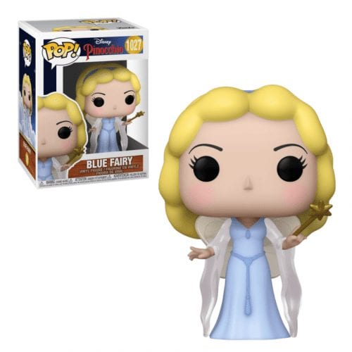 Figura Blue Fairy Funko POP Animados Hada Madrina