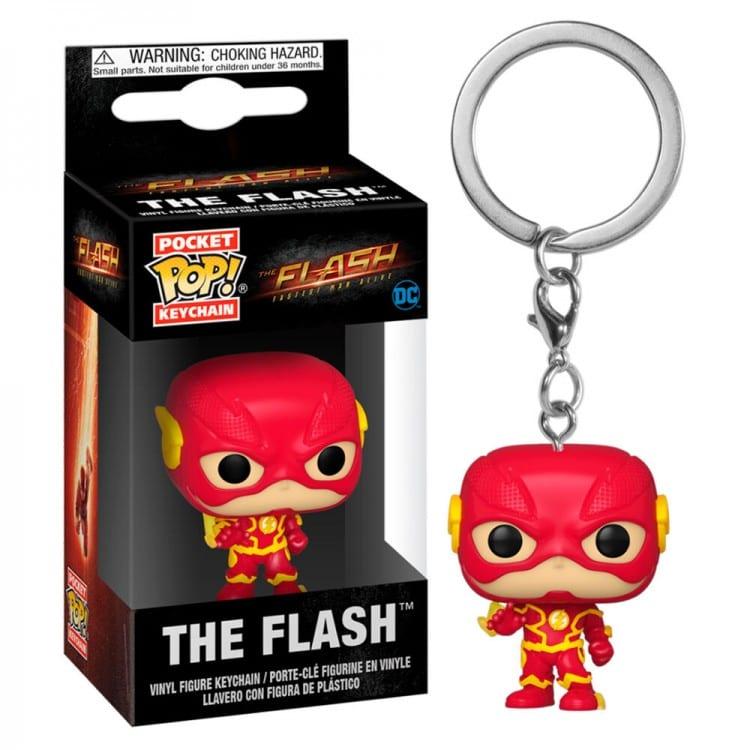 Llavero The Flash Funko POP DC Comics