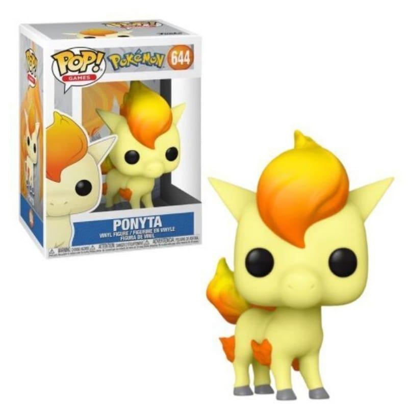 Figura Ponyta Funko POP Pokemon Anime