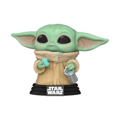 Figura The Child With Cookie Funko POP Star Wars (Pre-Venta Llegada Aproximada Octubre)