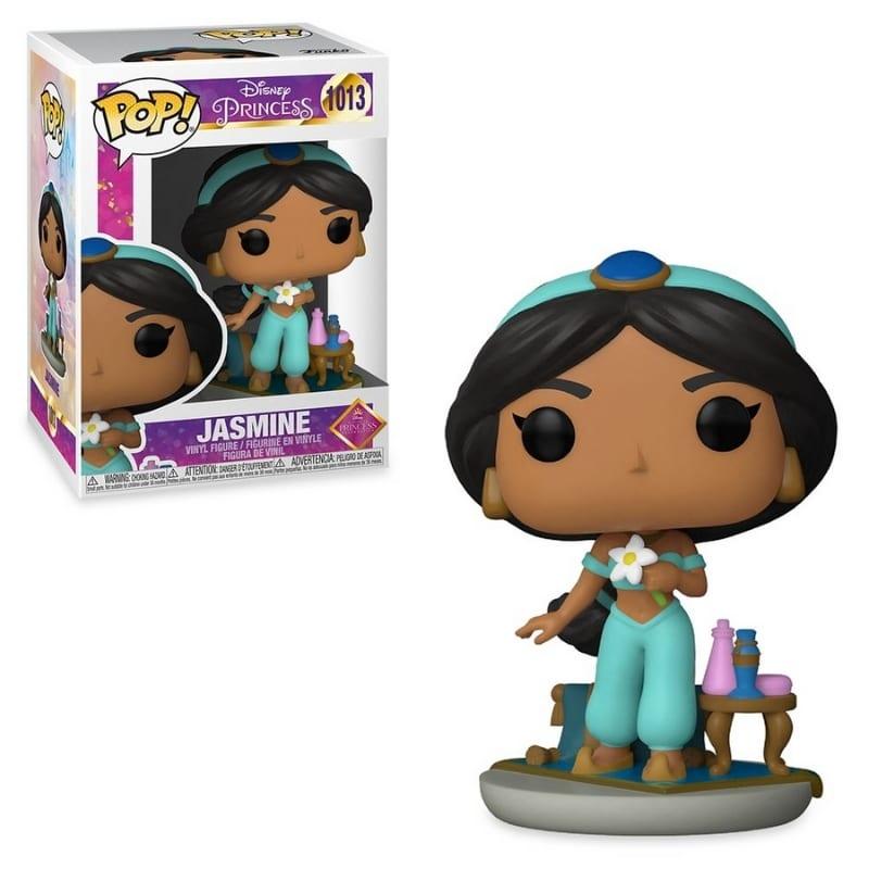 Figura Jasmine Funko POP Disney Animados Aladdin