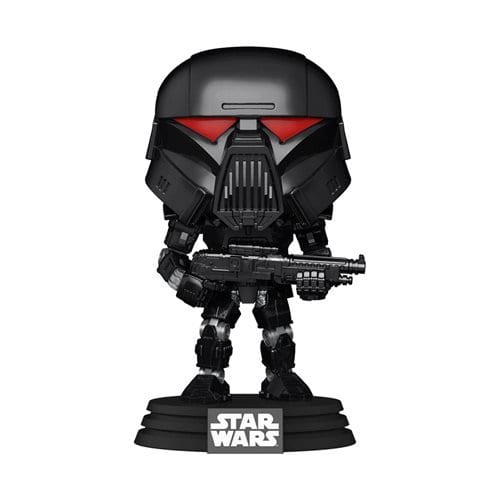 Figura Dark Trooper Funko POP The Mandalorian Star Wars (Pre-Venta Llegada Aproximada Octubre)