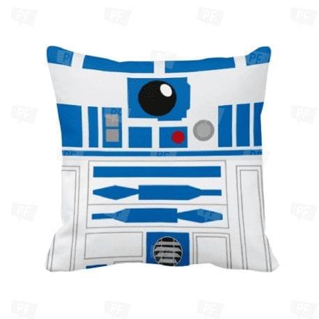 Cojin R2D2 ParaFanaticos Star Wars 30X30 cms