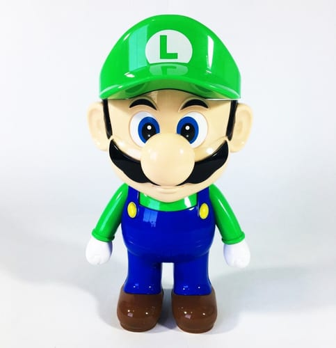 Lámpara Led Luigi Bros PT Super Mario Bros