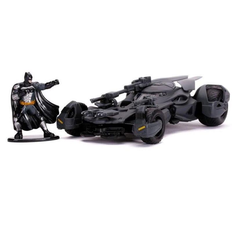 Vehiculo Batmovil Justice League DC Comics Imitacion