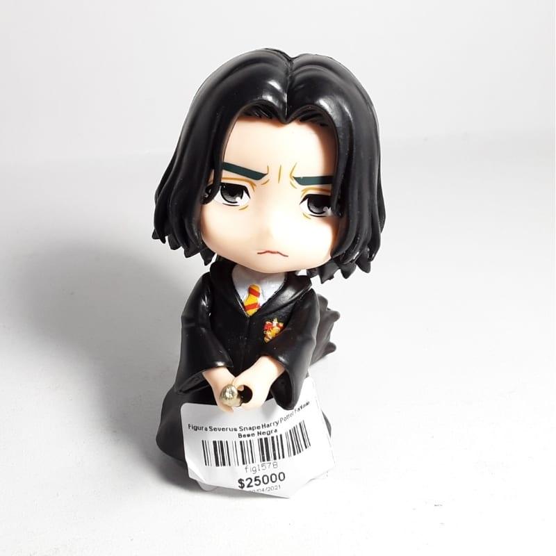 Figura Severus Snape Harry Potter Fantasía Base Negra