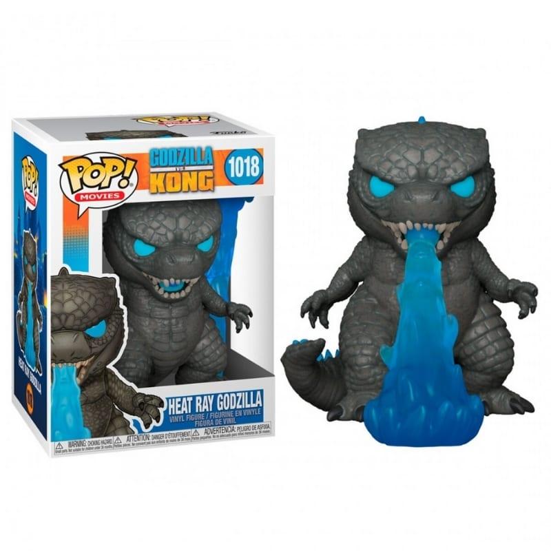 Figura Godzilla Funko POP Godzilla vs Kong Series Heat Ray