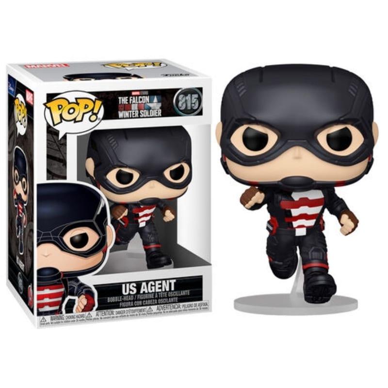 Figura US Agent Funko POP The Falcon And The Winter Soldier Marvel