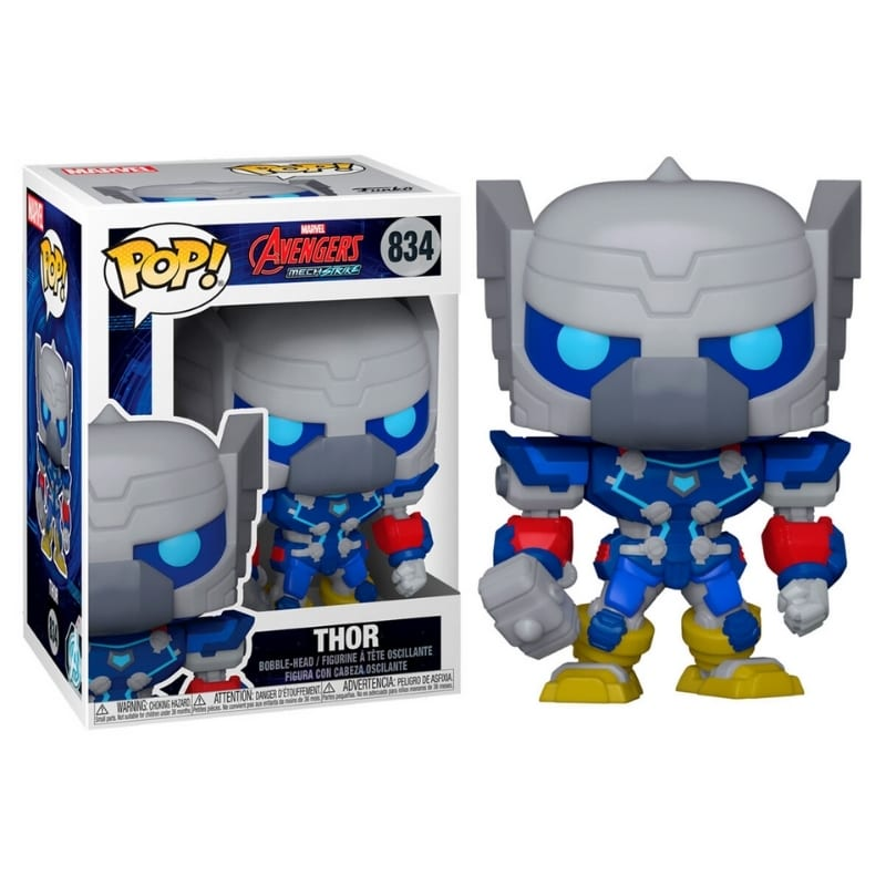 Figura Thor Funko POP Avengers Marvel MechStrike