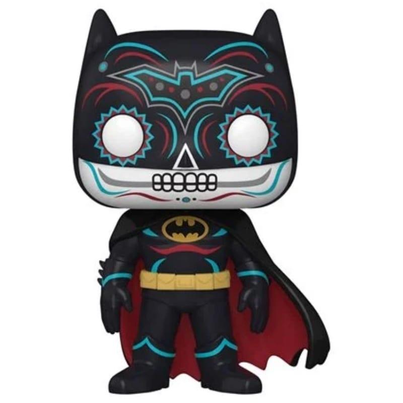 Figura Batman Funko POP DC Comics Dia De Los Muertos (Pre-Venta Llegada Aproximada Octubre)