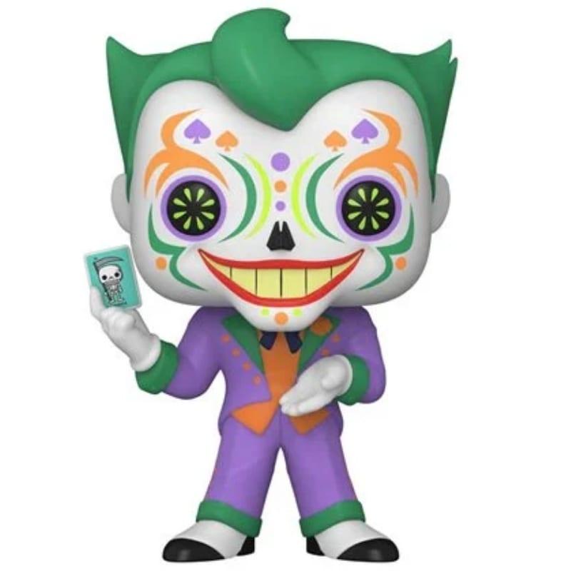 Figura Joker Funko POP DC Comics Dia De Los Muertos (Pre-Venta Llegada Aproximada Octubre)