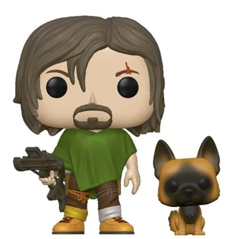 Figura Daryl Funko POP The Walking Dead Series (Pre-Venta Llegada Aproximada Noviembre)