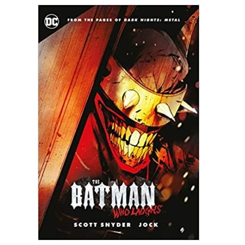 DC Comics - Comic DC Comics The Batman Who Laughs ENG (HC)