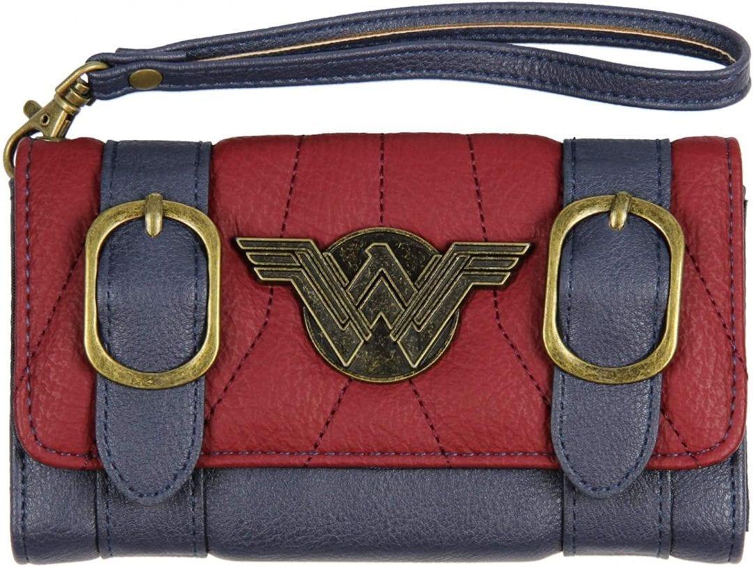 Cartera para Mujer Wonder Woman DC Comics