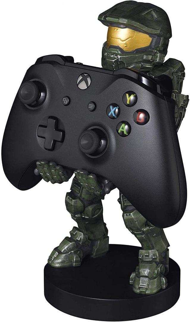 Soporte para Control Cable Guys Master Chief de Halo Videojuegos