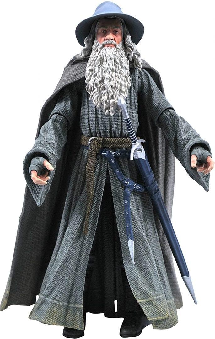 Estatuilla Gandalf Diamond Select El Señor de los Anillos Fantasía (Pre-Venta Fecha Aproximada Noviembre)