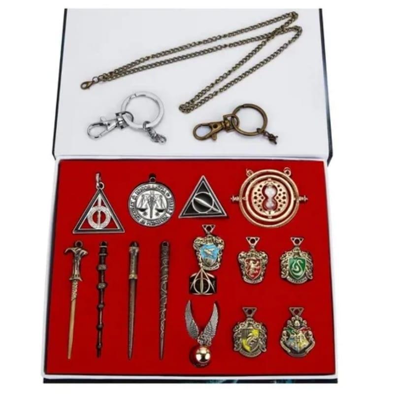 Set Accesorios Harry Potter PT Harry Potter Fantasia X 15 Accesorios