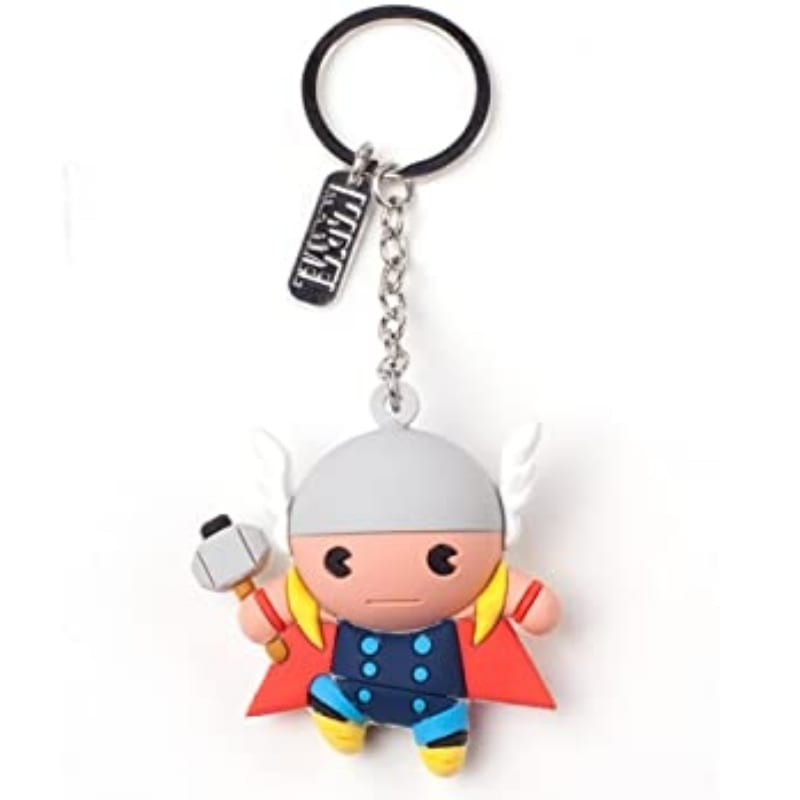 Llavero Goma Thor PT Avengers Marvel