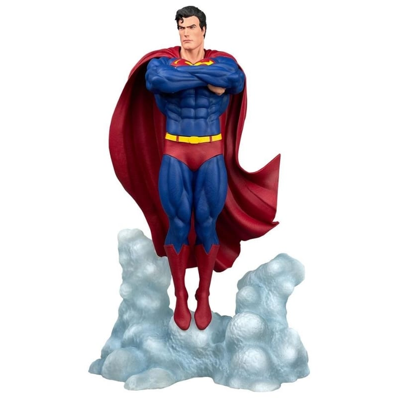 Estatuilla Superman Ascendant Gallery Diorama DC Comics
