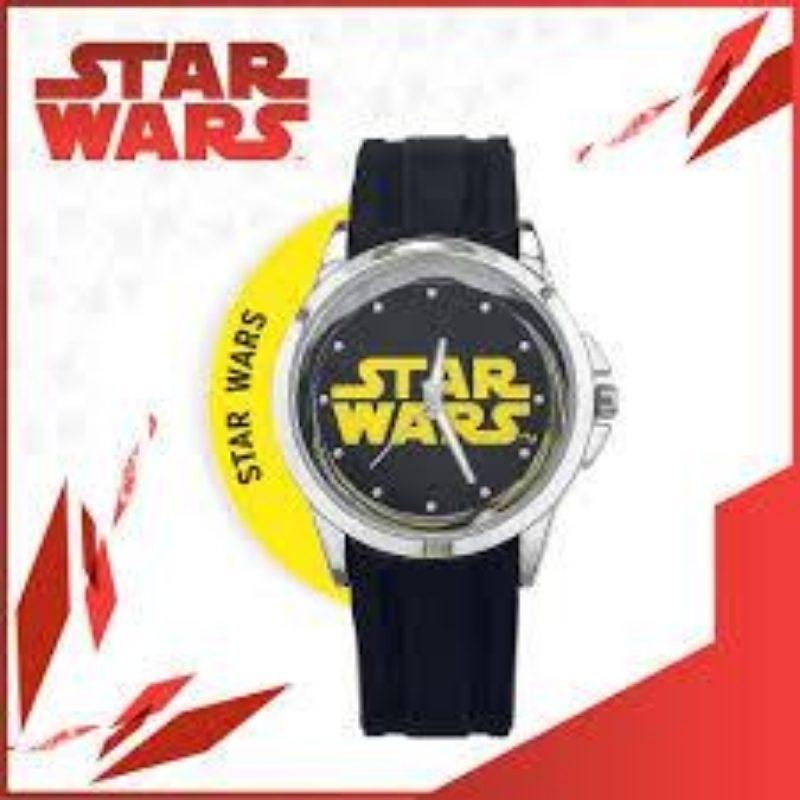 Reloj Analogico Logo Global Star Wars