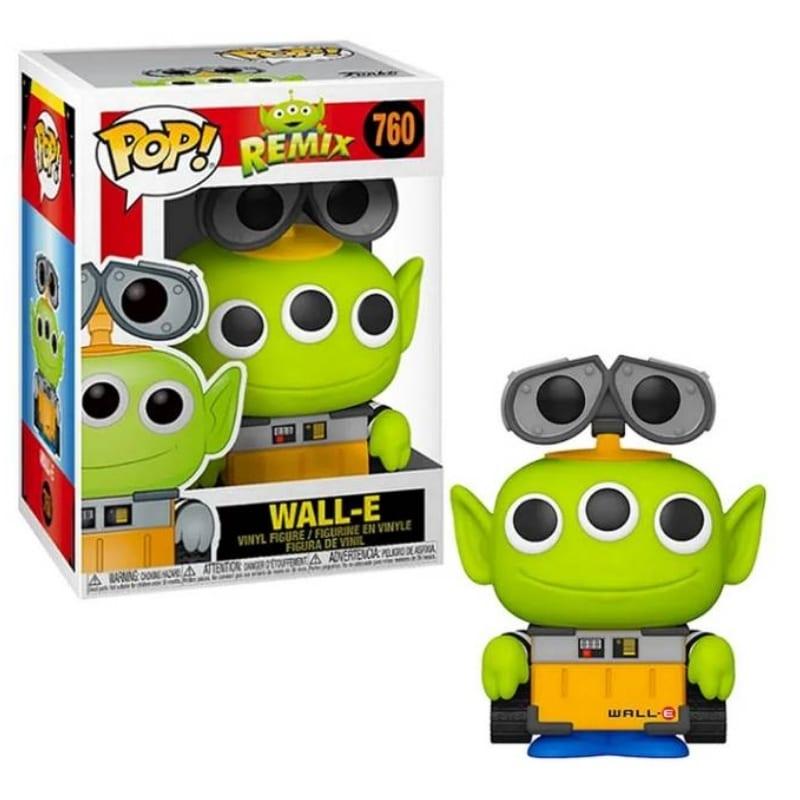 Figura Walle-E Alien Funko POP Pixar Disney