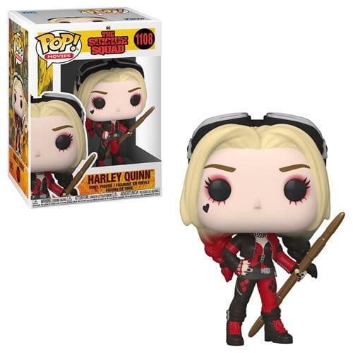 Figura Harley Quinn Funko POP DC Comics The Suicide Squad (Pre-Venta Llegada Aproximada Agosto)