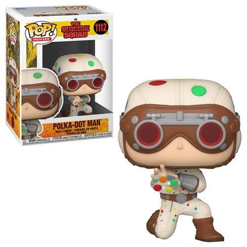 Figura Polka Dot Man Funko POP DC Comics The Suicide Squad (Pre-Venta Llegada Aproximada Agosto)